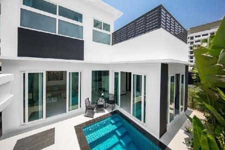 2-Bedroom Villa with Private Pool Colibri Pool Villa Pattaya