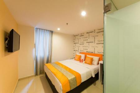 Double or Twin Room with Private Barthroom OYO 133 マイ シグネチャー ホテル リトル インディア (OYO 133 My Signature Hotel Little India)