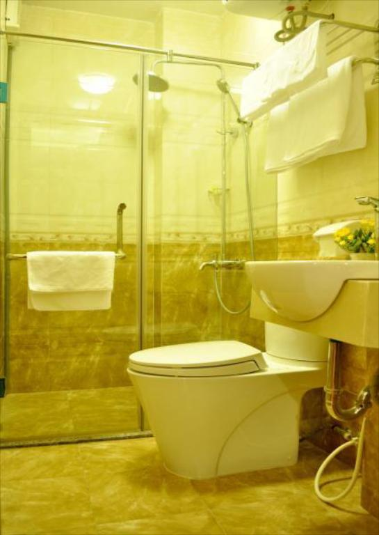 Bagno Hanoi Heart Boutique Hotel