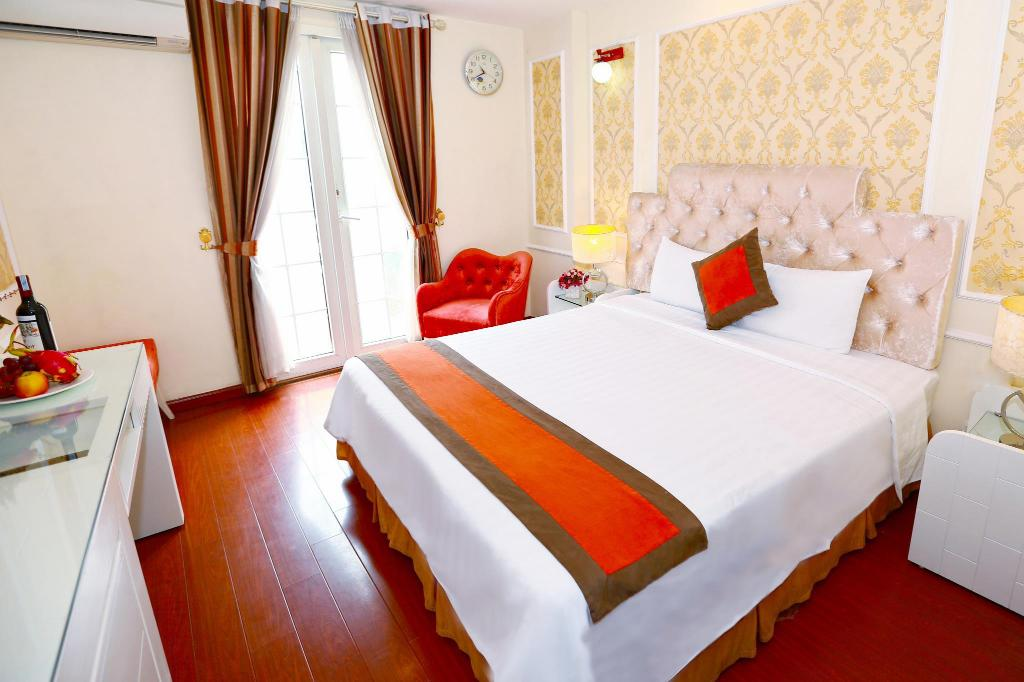 Интерьер Hanoi Heart Boutique Hotel