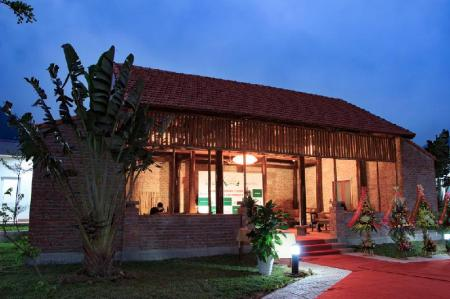 Lobby Chay Lap Farmstay & Resort