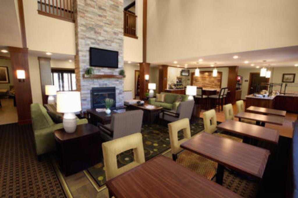 Интерьер Staybridge Suites Lubbock South