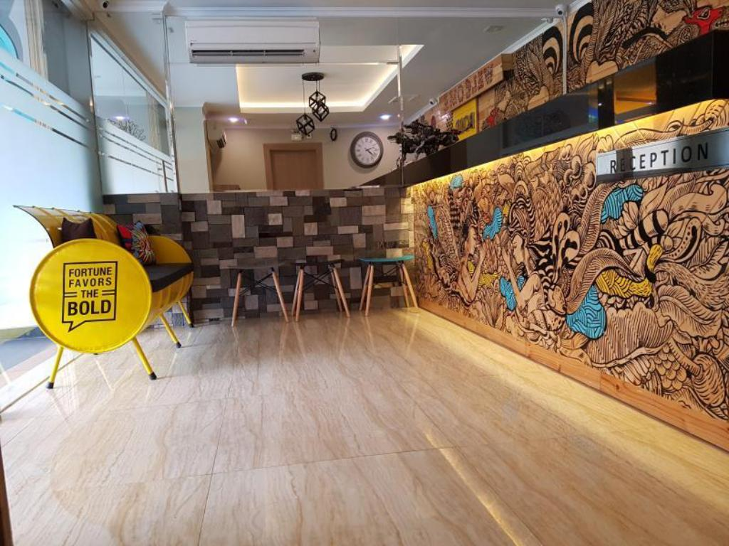Bold Hotels bold hotel jakarta in indonesia room deals photos reviews