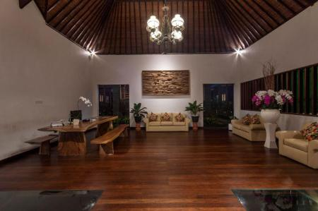 Lobby Coconut Boutique Resort