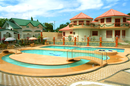 Interior view Water Paradise Resort Bohol