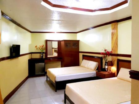 Superior Room Water Paradise Resort Bohol