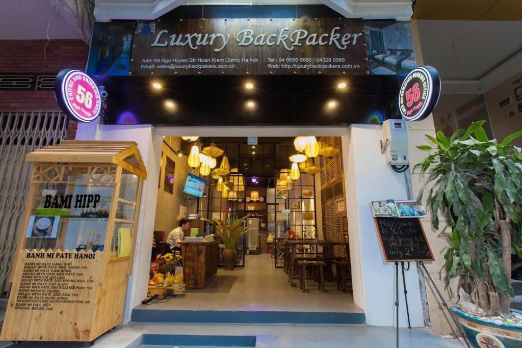 Mer om Luxury Backpackers