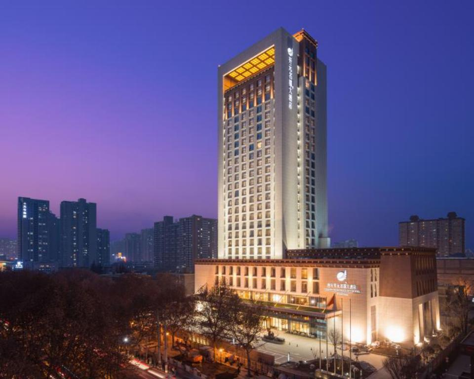 More about Xian Grand New Century Hotel