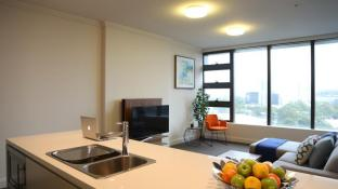 Deluxe two bedroom apartment at Olympic Park