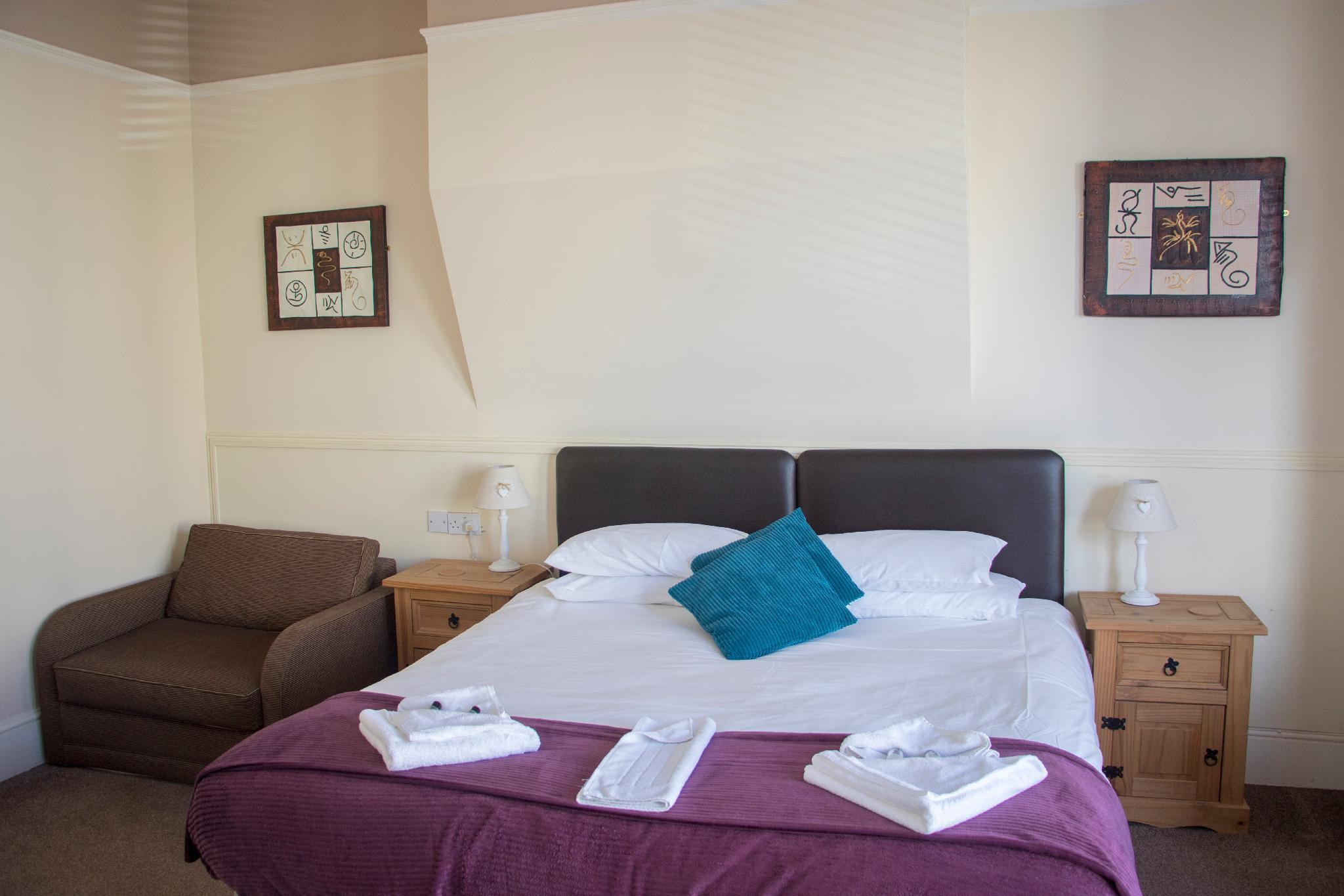2 Single Beds Twin Room Non-Smoking