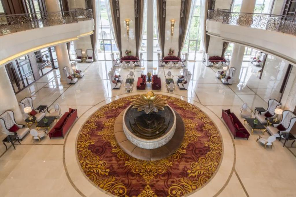 lobby garden city hotel lobby - Garden City Hotel