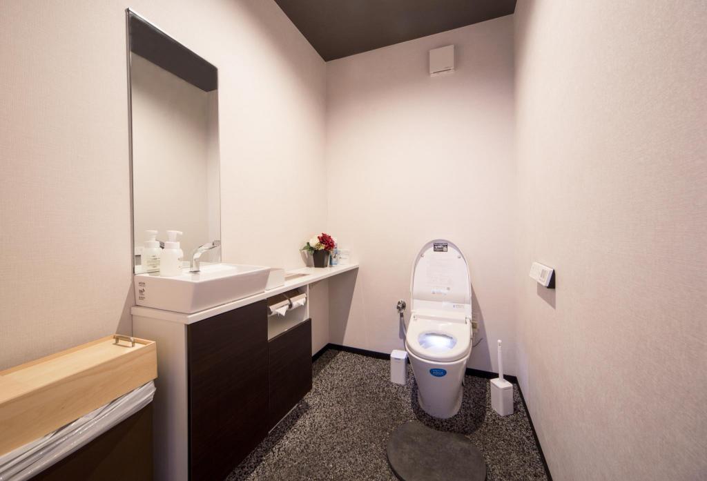 Bathroom MOSAIC HOSTEL KYOTO