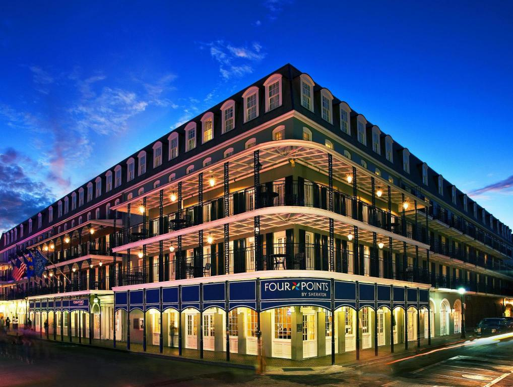 Vairāk par Four Points by Sheraton French Quarter