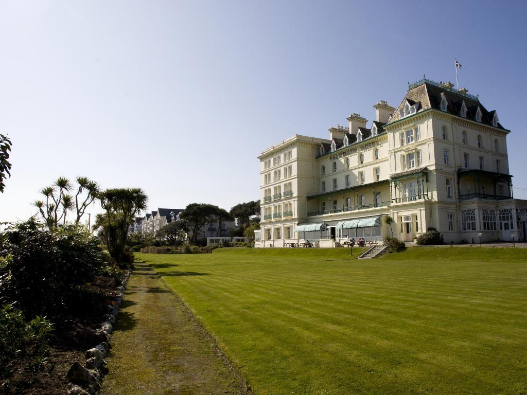 More about The Falmouth Hotel