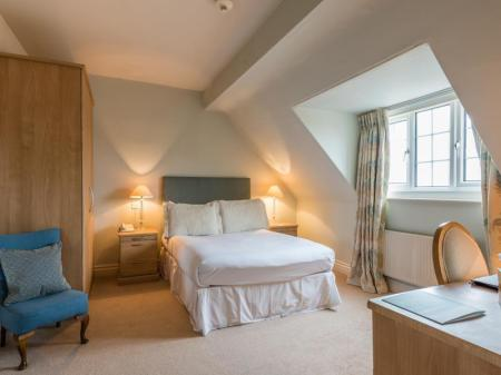 Standard Double Room Colwall Park Hotel Bar And Restaurant