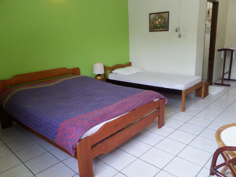 Deluxe Triple - 1 Double Bed and 1 Single Bed