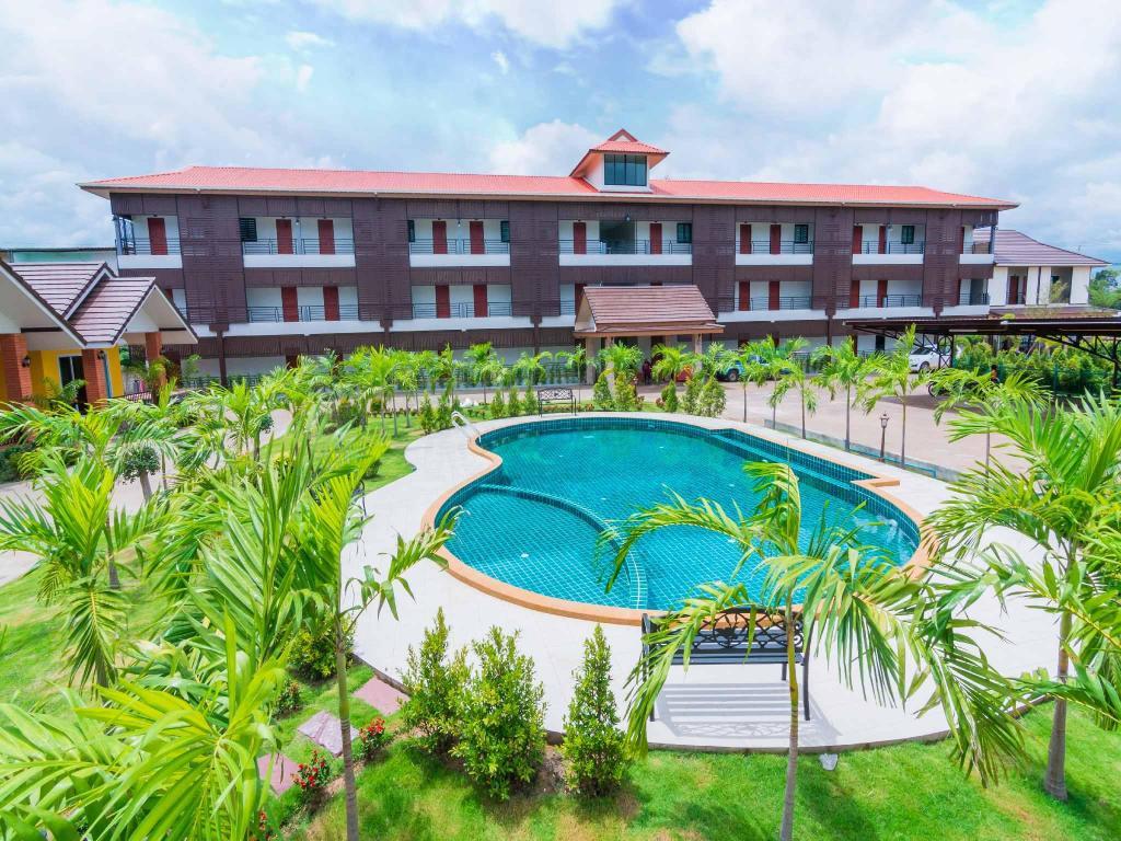 Book Samrong Garden Resort In Udon Thani Thailand 2018 Promos