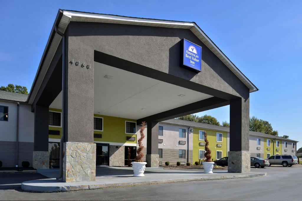 Americas Best Value Inn Memphis Airport