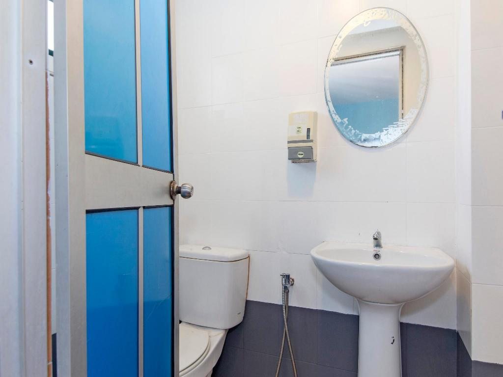Double or Twin Room with Private Barthroom - Bathroom