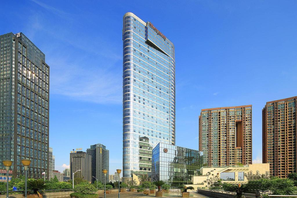 杭州濱江銀泰喜來登大酒店Sheraton Grand Hangzhou Binjiang Hotel