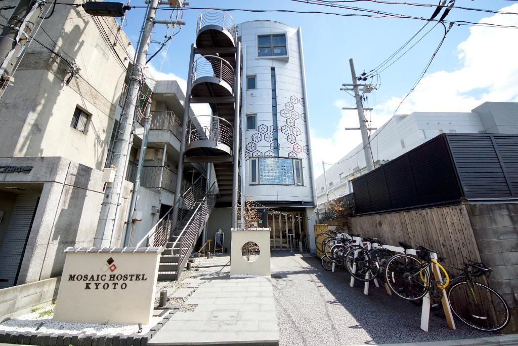More about MOSAIC HOSTEL KYOTO