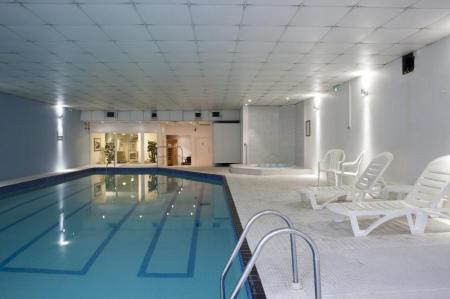 Swimming pool The Falmouth Hotel