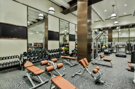 Fitness center The Parisian Macao