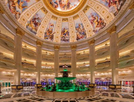 Lobby The Parisian Macao