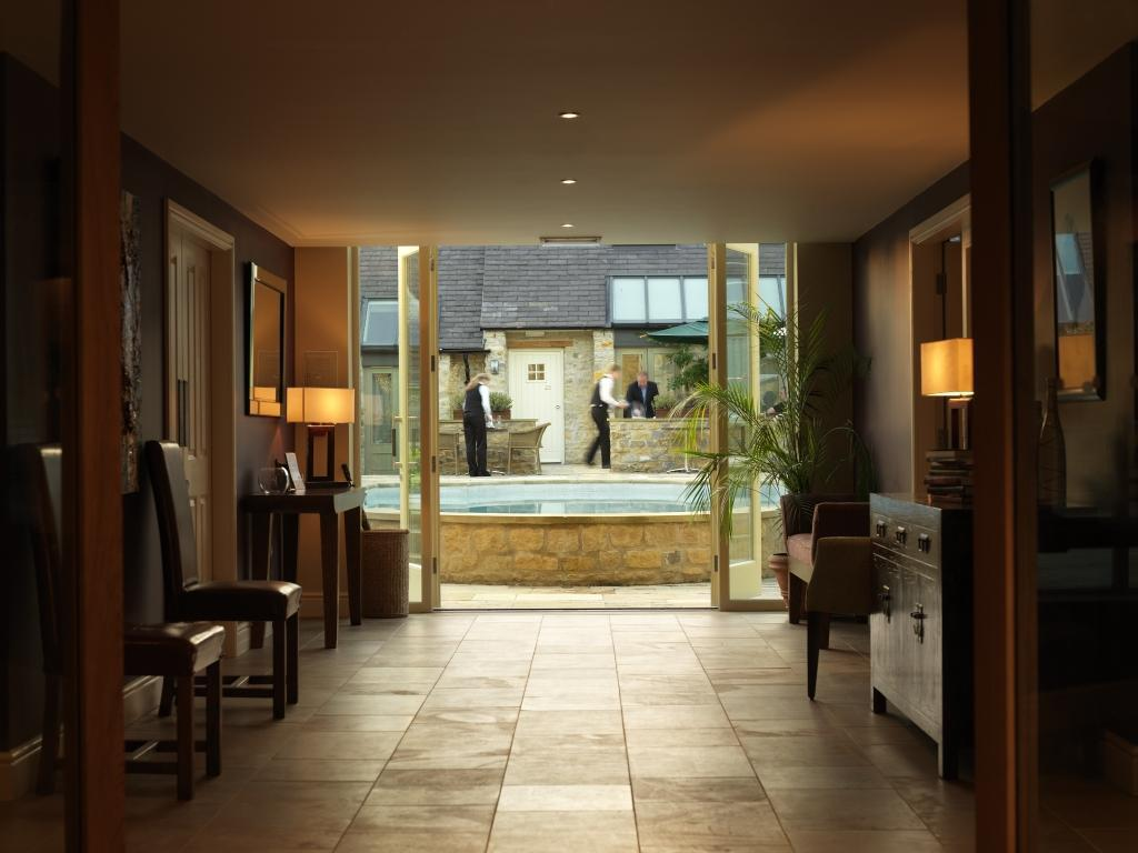 Swimming pool Feversham Arms Hotel and Verbena Spa