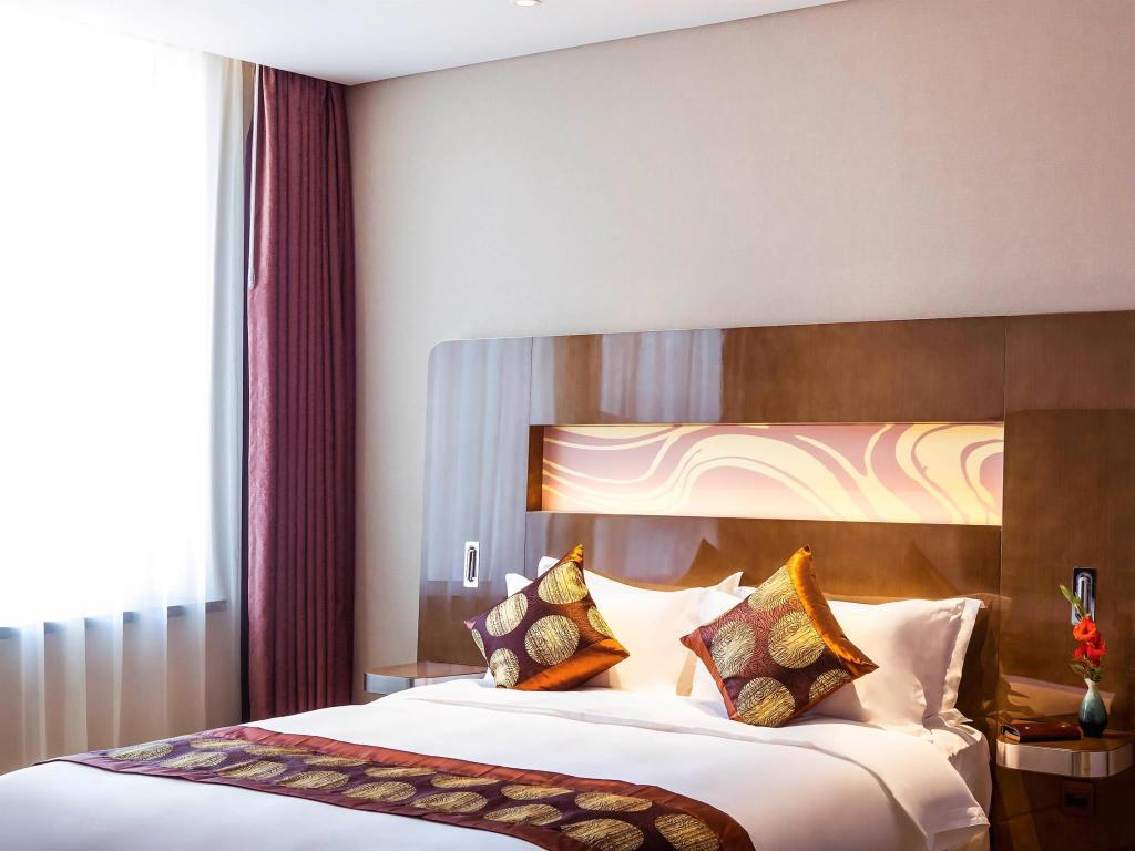 Deluxe Room with 1 King size Bed Novotel Daqing Haofang