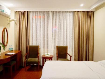 King Room GreenTree Inn Beijing Daxing District Yufa Town New Airport Express Hotel