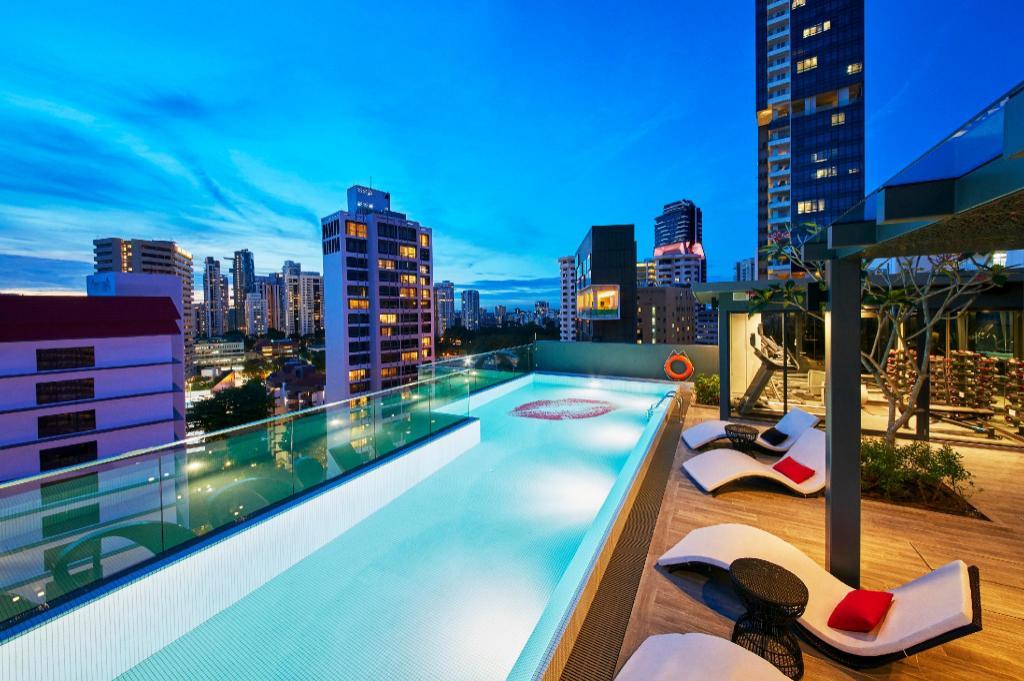 Oakwood Studios Singapore - Room Deals, Photos & Reviews
