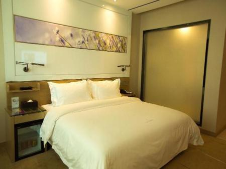 Deluxe King Room Beijing Lavande Hotel Changping Government Street Branch