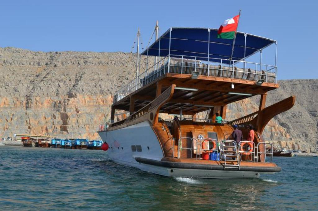 Интерьер Rubba Luxury Yatch