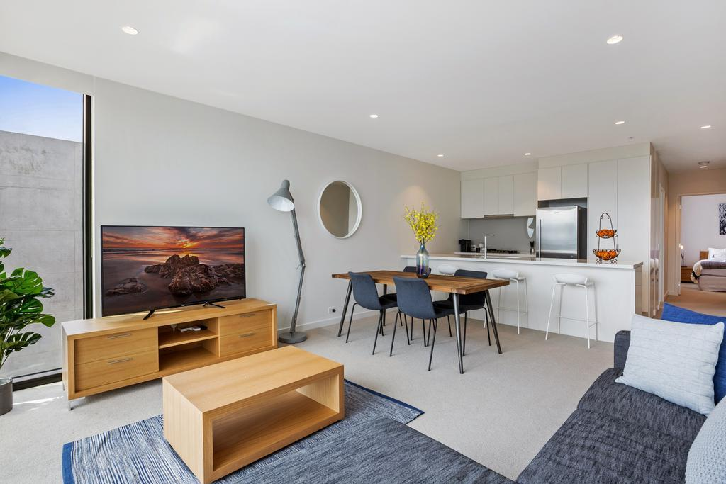 Interior view Serviced Apartments Melbourne - Platinum