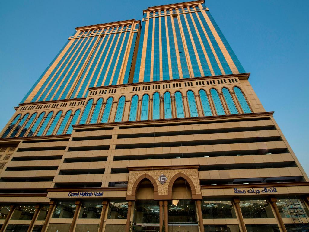 Grand Makkah Hotel In Mecca Room Deals Photos Reviews