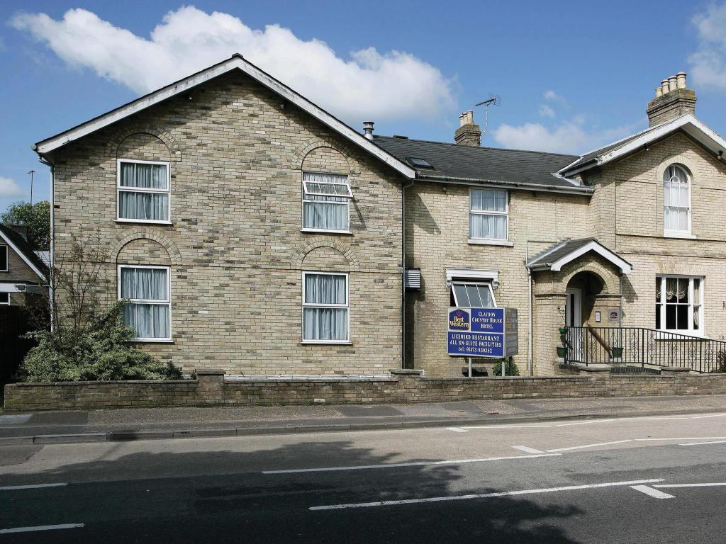 best price on best western claydon country house hotel in ipswich