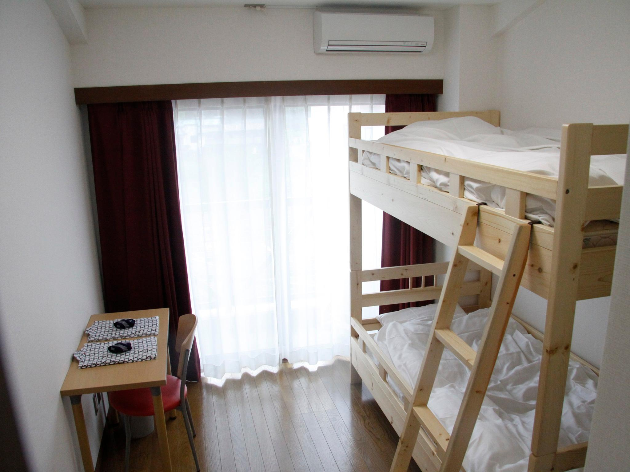 Bunk Bed (Two Persons)