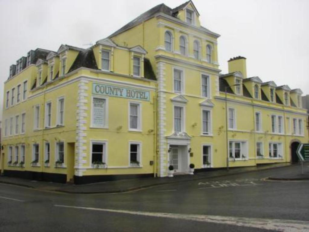 County Hotel Kendal Reviews