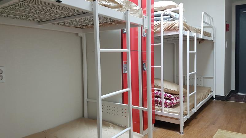 1 Bed in 4 Bed Mixed Dormitory