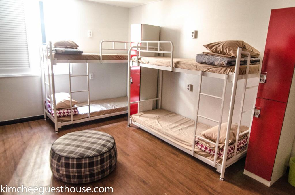 1 Person in 10-Bed Dormitory - Mixed - Bedroom