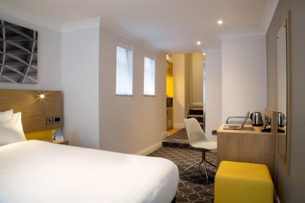 See all 44 photos Comfort Inn And Suites King's Cross St. Pancras