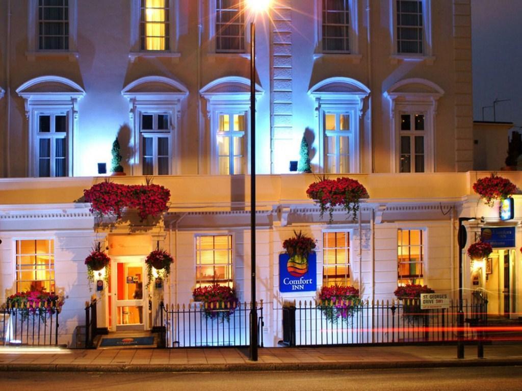 Best Western Buckingham Palace Road Hotel London Deals