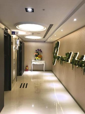 Lobby Green World ZhongXiao