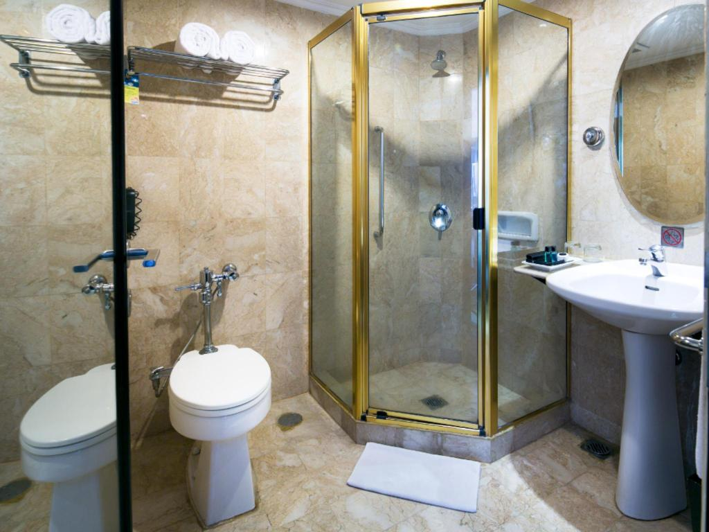 Jakarta Airport Hotel Managed By Topotels In Indonesia Room Deals Photos Reviews