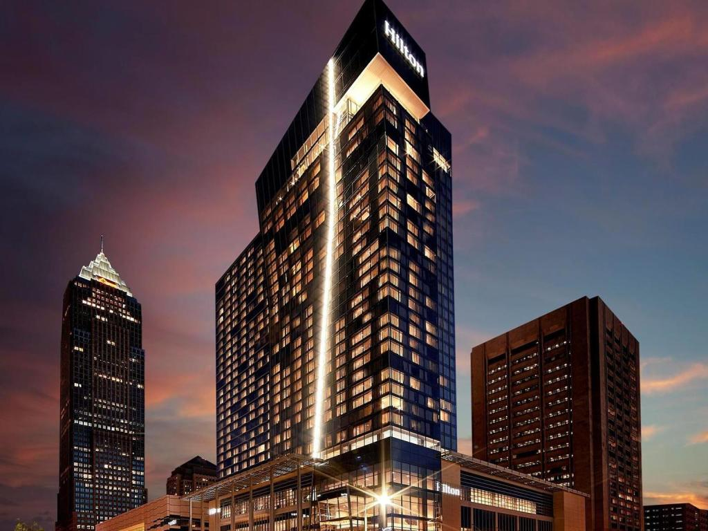 More about Hilton Cleveland Downtown