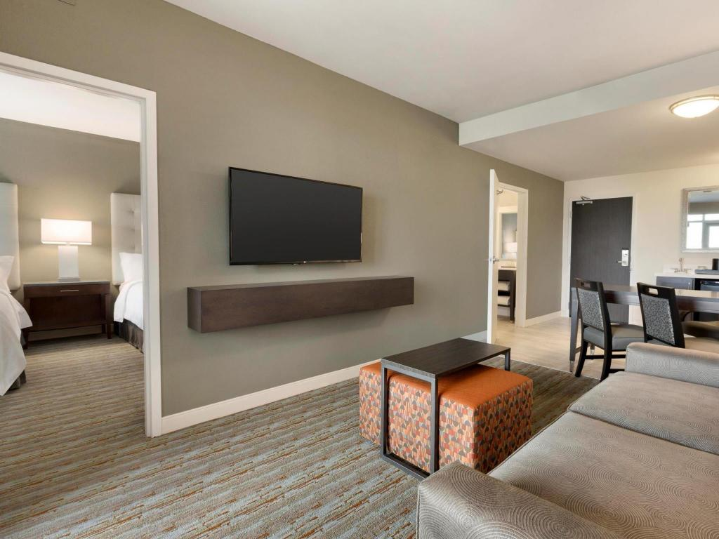 Interno Embassy Suites by Hilton Greenville Downtown Riverplace