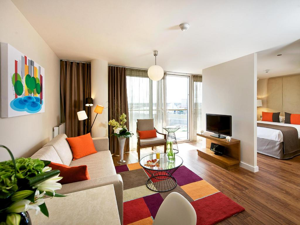 Fraser Place Canary Wharf Hotel Serviced apartment (London ...