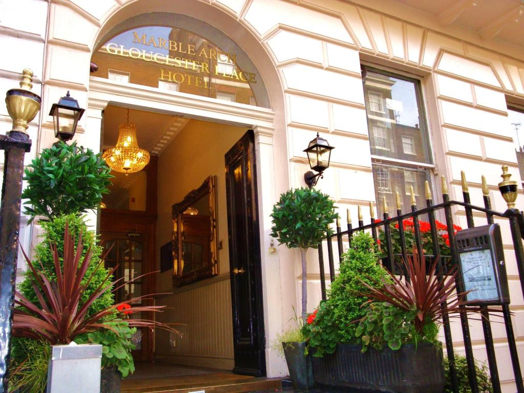 Mere om Gloucester Place Hotel