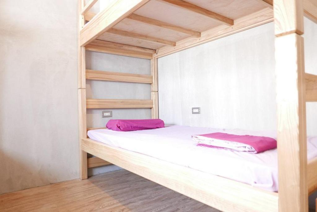 1 Person in 4-Bed Dormitory - Male Only - Bed MatchBox Hostel